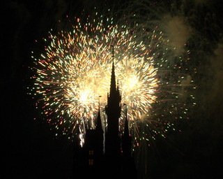Magic Kingdom Fireworks | by d4rr3ll
