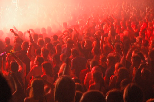 Audience in Red | by felipe trucco I www.trucco.photography