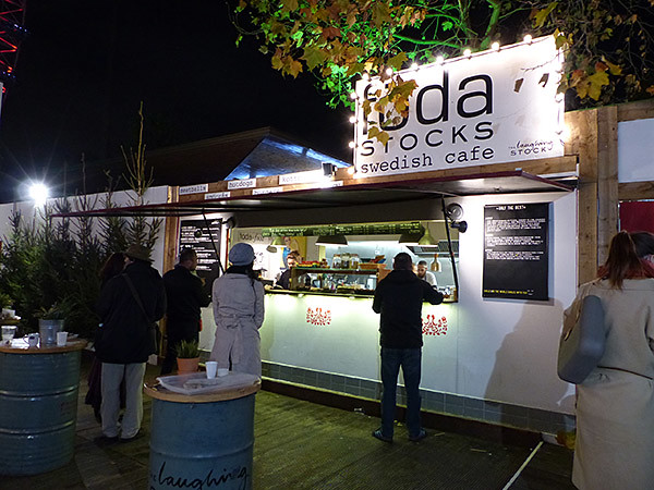 swedish café