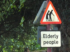 Nefarious Elderly People warning | by The Other Dan