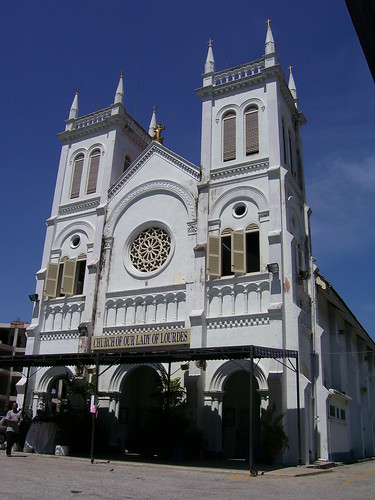 Church Of Our Lady Of Lourdes Klang A Catholic Church