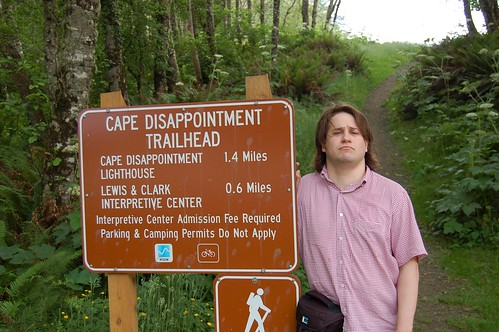 Cape Disappointment is Disappointing