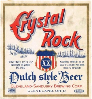 Crystal-Rock-Dutch-Style-Beer-Labels-Cleveland-Sandusky-Brewing