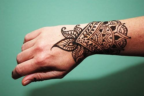 Finger Tattoo Designs