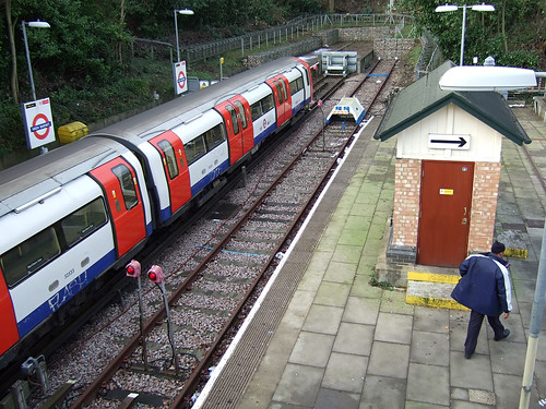 End of the Northern Line