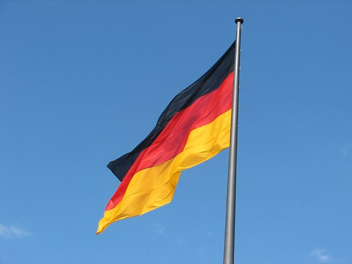 German Flag, Berlin | by Will Palmer