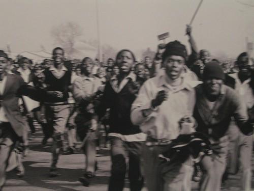 1976 Soweto student uprising