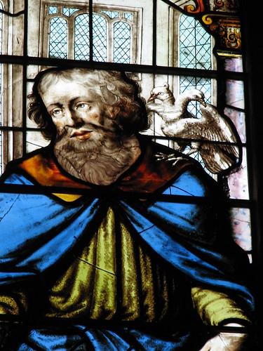 Detail of Elisha