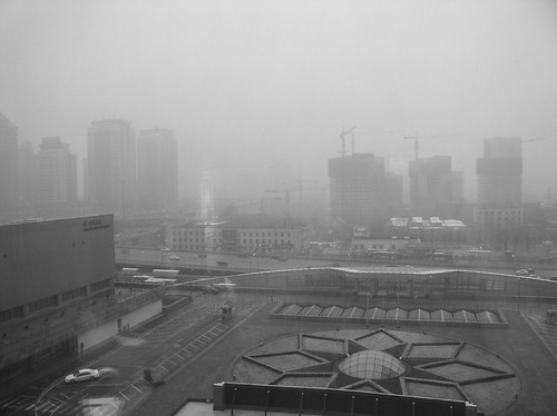 Beijing smog | by kevin dooley