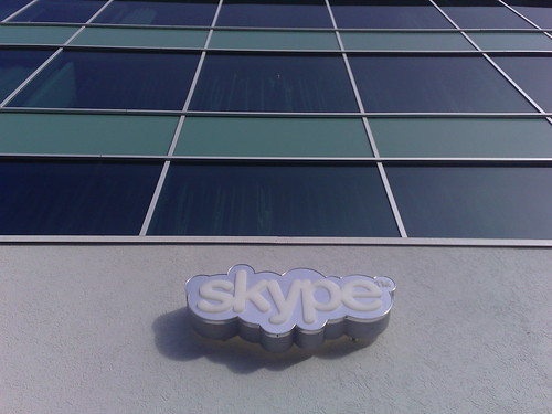 Skype | by Mark McLaughlin