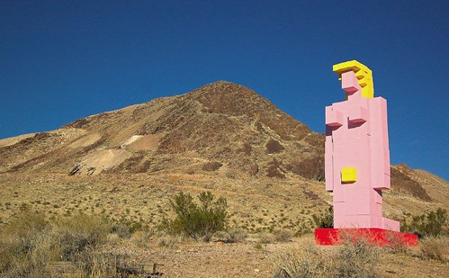 Naked Woman In The Desert | by Bob Jagendorf