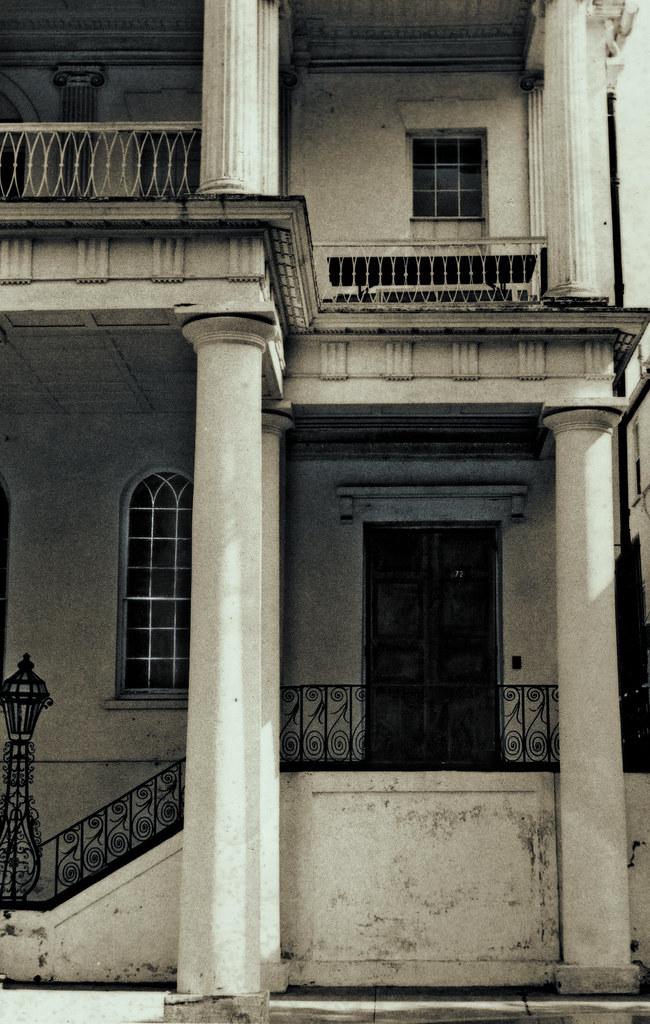 Charleston, South Carolina, Door, 1970s