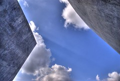 yad vashem clouds HDR | by mephistofales