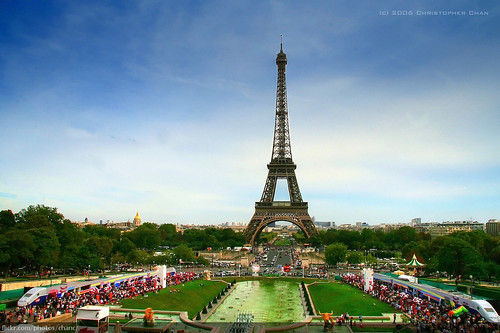 La Tour Eiffel | by Christopher Chan