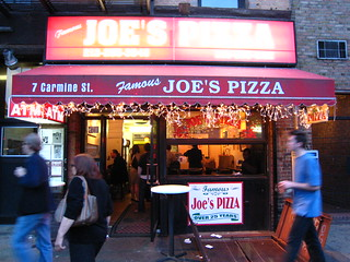 Joe's Pizza | by Adam Kuban