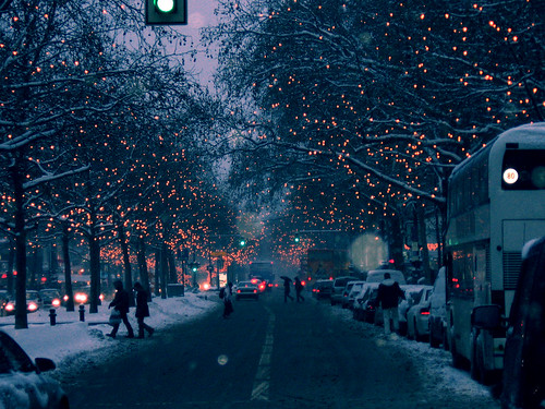 Christmas lights in berlin | by ashkey