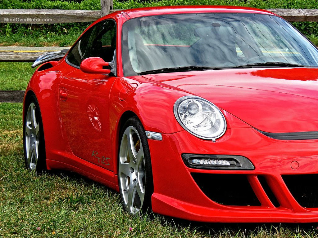 RUF RT12 S Radnor Hunt 2