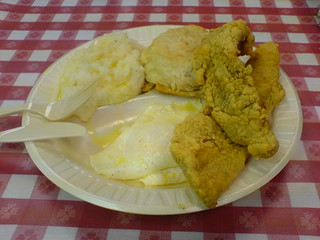 Fried Catfish for Breakfast | by hizknits