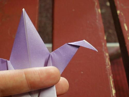 Origami pattern fleur de lys 45 flickr photo sharing - Origami fleur de lys ...