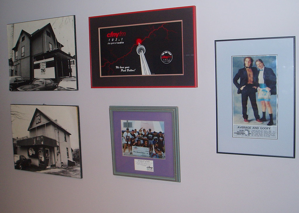 Fred's Wall of Fame