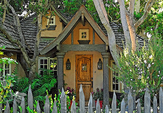 The Fairytale Cottages Of Carmel | by linda yvonne