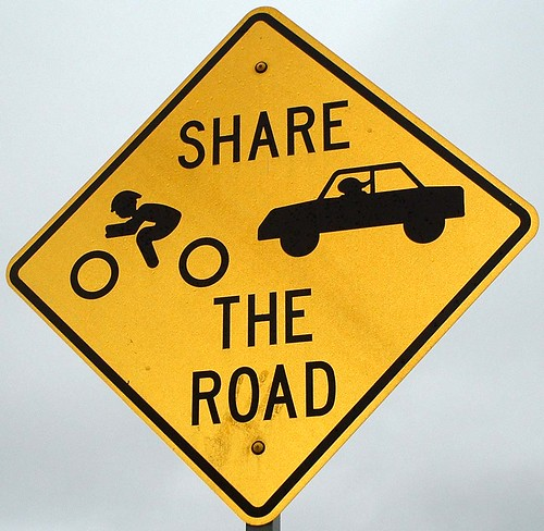Share the Road | by Hey Paul