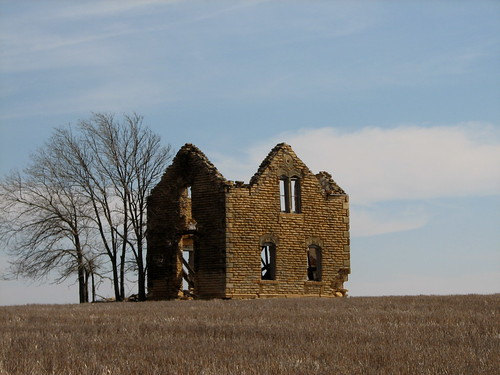 Abandoned House on the Prairie | by designatednaphour