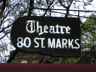 Theatre 80 St Marks | by warsze