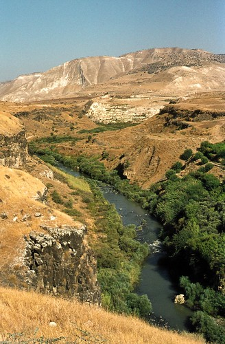 Hamat Gader (Golan Heights - now under Israel occupation) | by Kiliweb