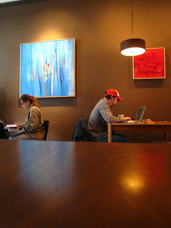 Coffee shop laptops | by Bill Selak