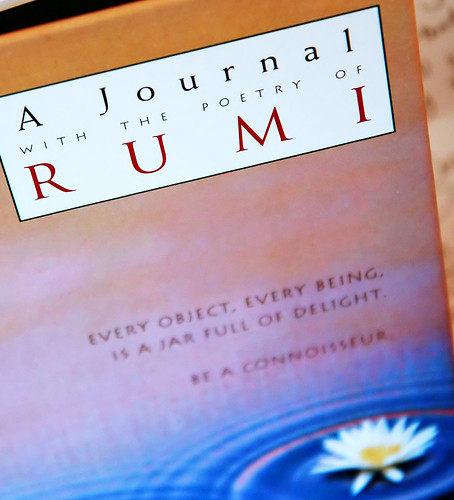 rumi journal | by Kelly Angard