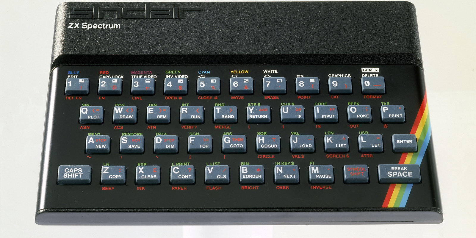 The Sinclair ZX Spectrum 48K #80sChristmas