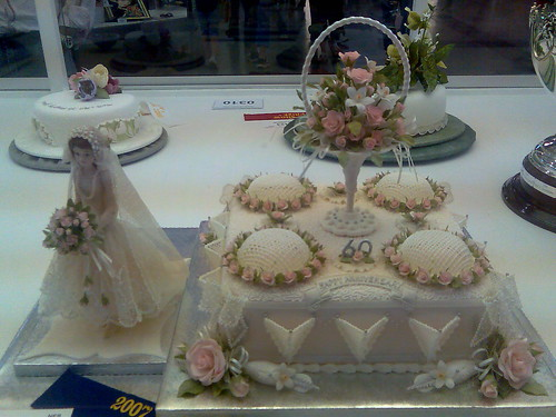 Royal Easter Show - Prize winning cake decorating Angus ...