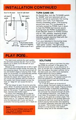 Pong Owner's Manual - Page 4 | by Umpqua