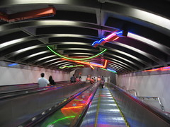 PATH Escalator @ Exchange Place | by ~Sir Duke~