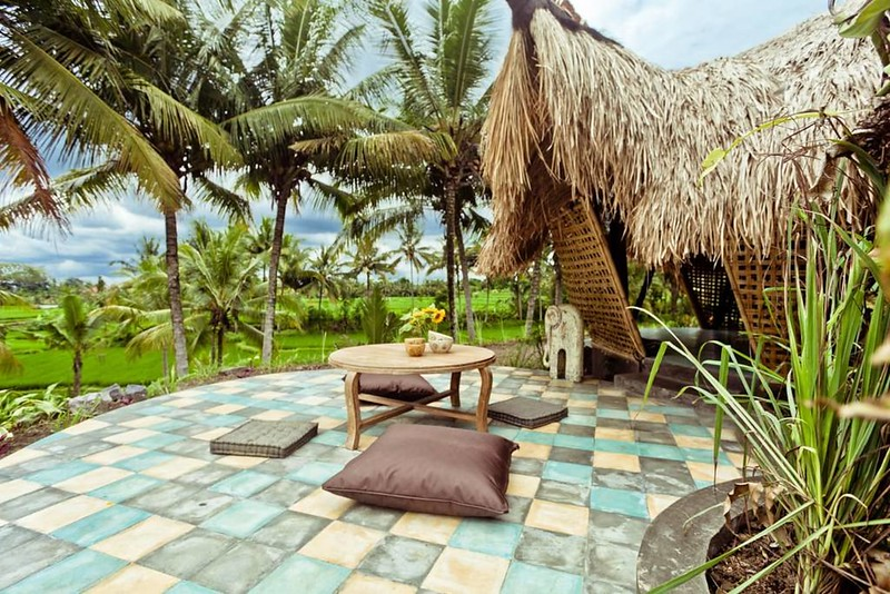 Airbnb_eco rice cottage