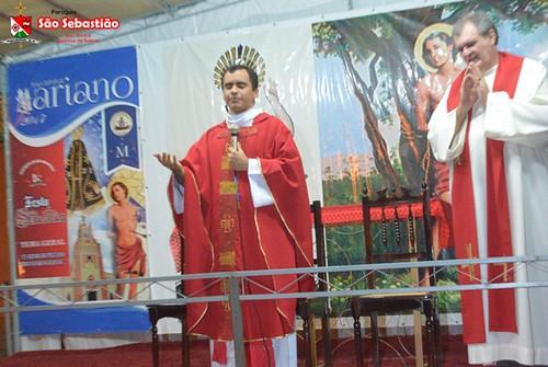 2017: 2º dia da Festa de São Sebastião