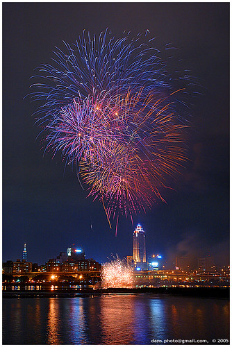 fireworks in Taipei | by *dans