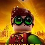 The LEGO Batman Movie Robin Poster