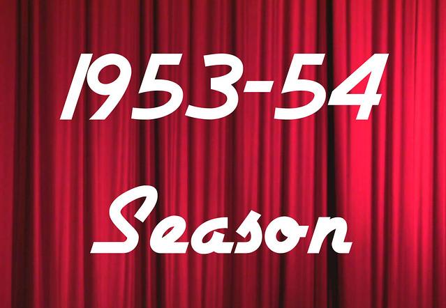 1953-54 Season