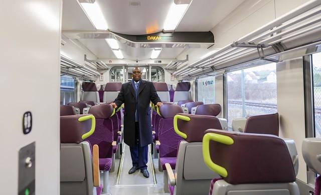 Visite des Usines Alstom
