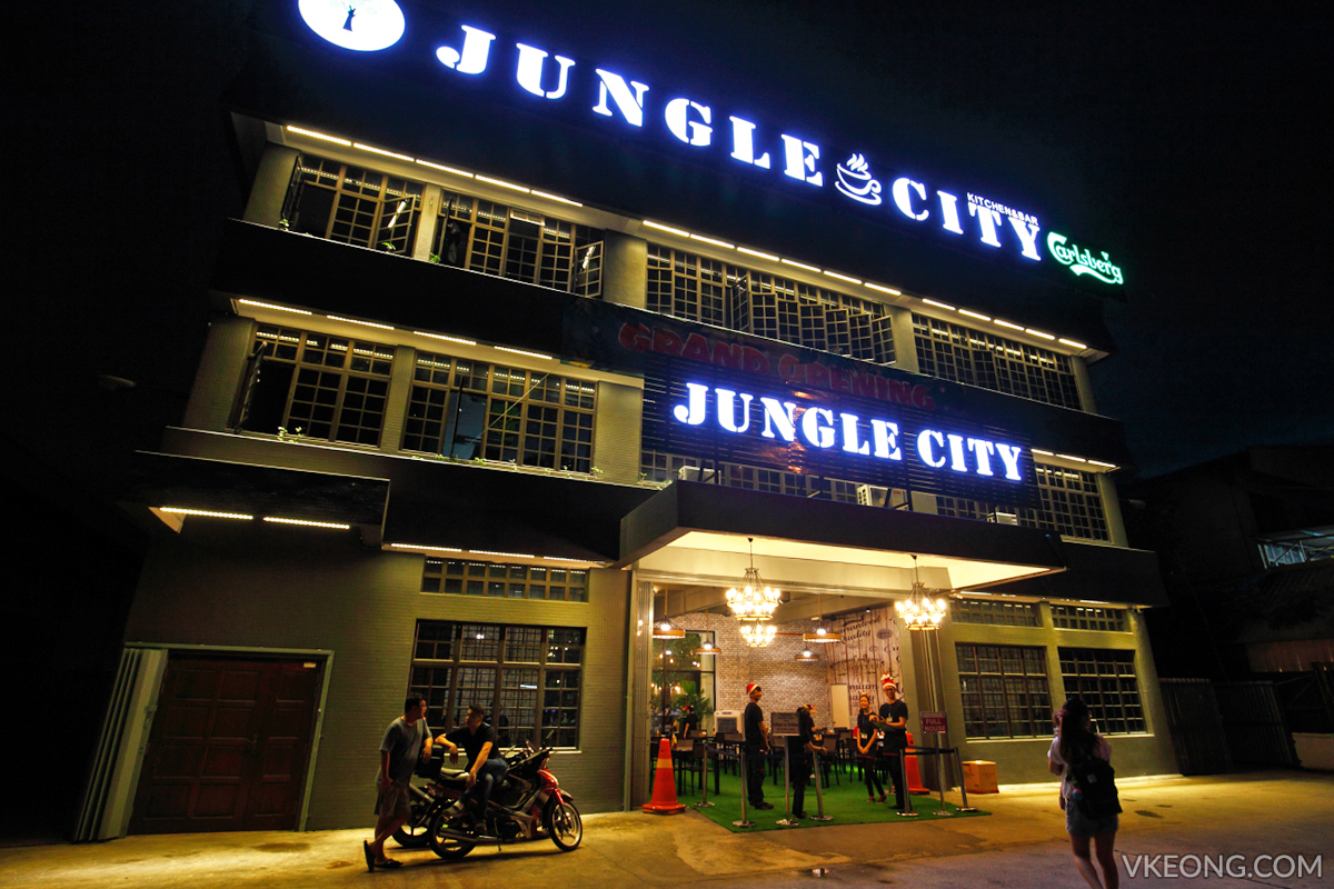 Jungle City Kitchen and Bar Kepong