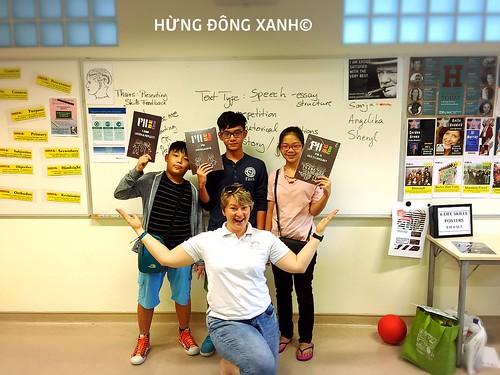 du học hè Singapore cùng Hừng Đông Xanh