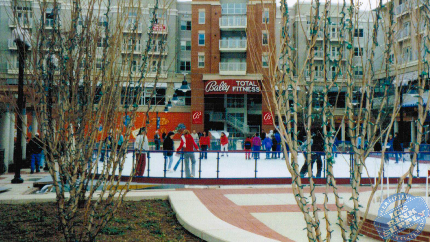 Ice Skating Rink Washington DC