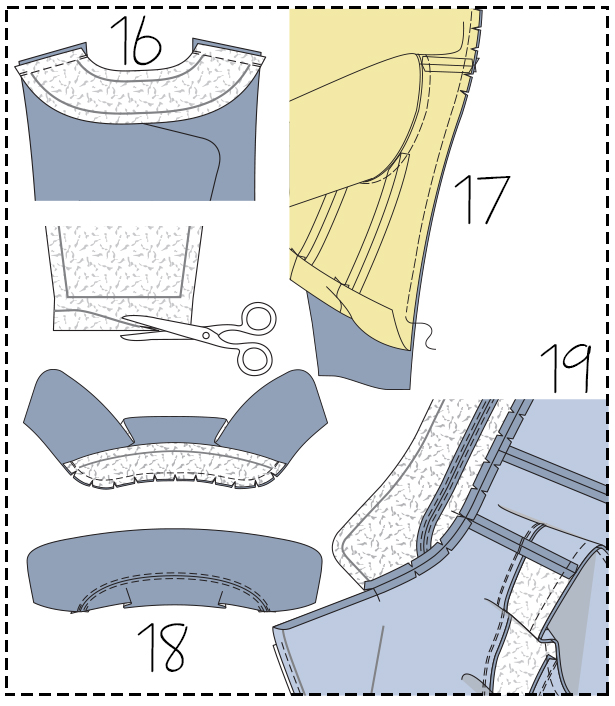 Step 16 17 18 19