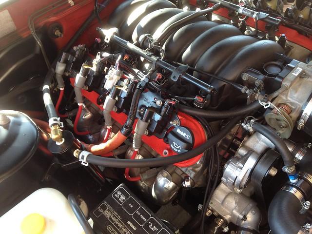 90 5 3 240SX-LOJ Swap Kit w/Z32 5MT - LS1TECH - Camaro and
