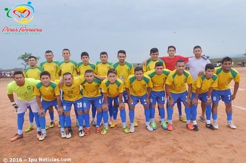 Brasil da Otavilândia é Tetracampeão Pires Ferreirense de Futebol