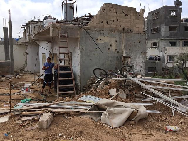 Gaza: Life among the ruins