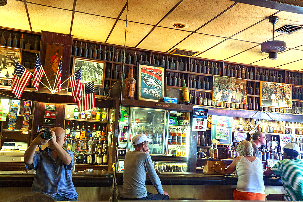 Jack's Famous Bar on 7-28-15--Kensington