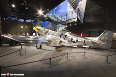 44-63607 - 122-31333 - USAAF - North American P-51D Mustang - The Museum Of Flight - Seattle, Washington - 131021 - Steven Gray - IMG_3718
